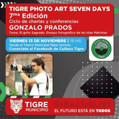 Cierre del Tigre Photo Art Seven Days 2020