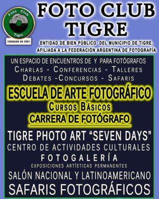 CARRERA DE FOTOGRAFÍA 2021