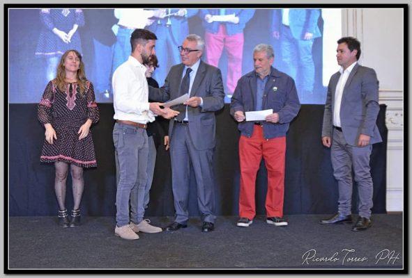 """Entrega de premios del concurso fotográfico """"Tigre, Cuna del Remo"""""""