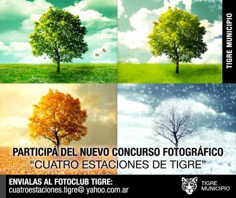 Concurso Foto Cuatro Estaciones