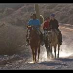CATEGORIA AVANZADO MENCION DE JURADO turistas cabalgando - Isabel Urtubey