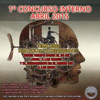 FLYER CONCURSO ABRIL2015