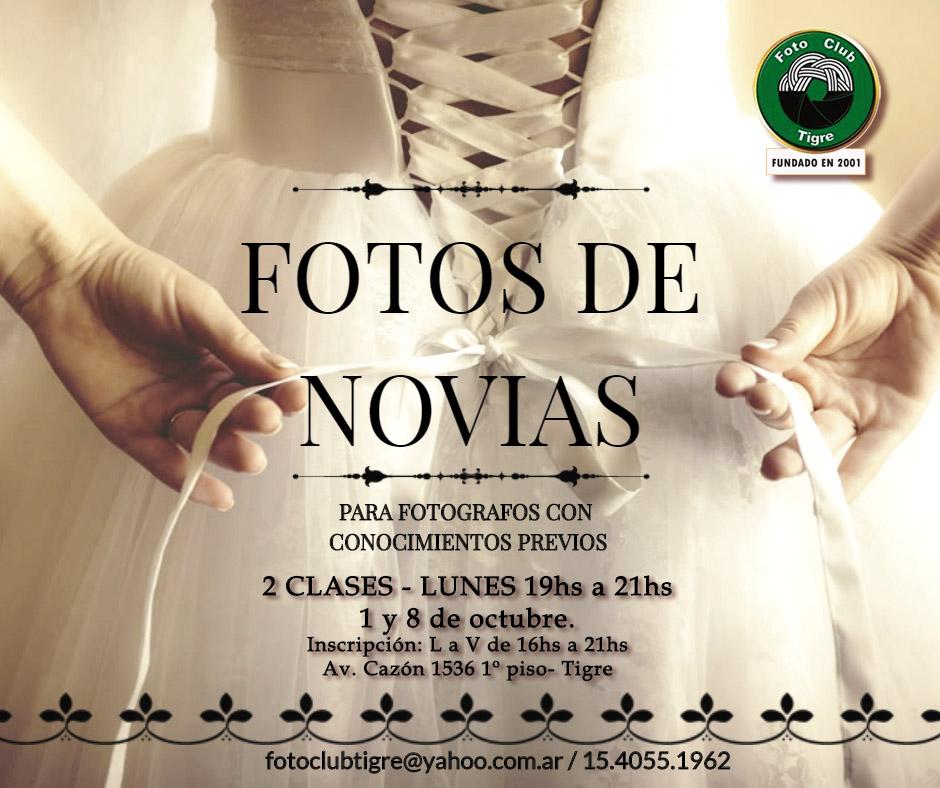 FOTOS DE NOVIAS - Taller