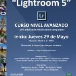 Flyer Curso Lightroom  Avanzado - FCT - Inicio 29 Mayo 2014