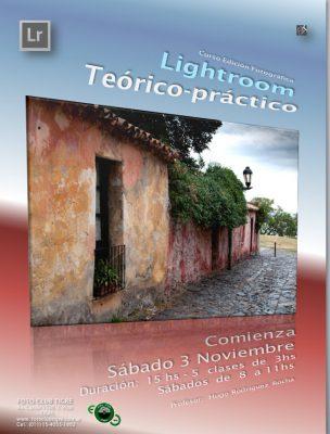 """""""Curso Teórico-Práctico de Edición Fotográfica Lightroom"""""""