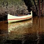La canoa rizada