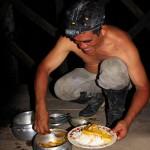 MENCIÓN- OBRA- Cena en la selva amazónica- DIEGO HERNAN RABIN-CAT.ESTIMULO