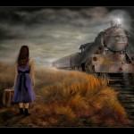 "MENCION ""La espera"" –Paloma (Busana Edit)"