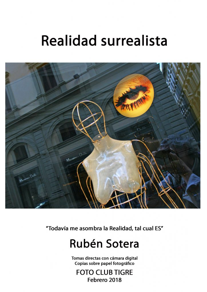 Muestra fotográfica de Ruben Sotera