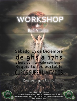 WORKSHOP VILLALBA 1