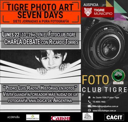 TIGRE PHOTO ART SEVEN DAYS - Ricardo Torres - 2018